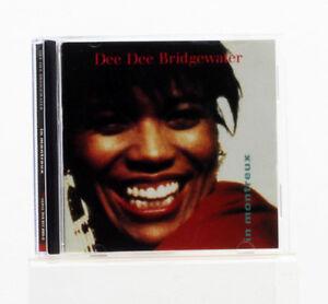 Dee-Dee-Bridgewater-In-Montreux-Musique-Album-CD-Bon-Etat