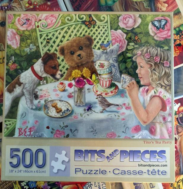 Contemplation 500 pc Jigsaw Puzzle by SunsOut