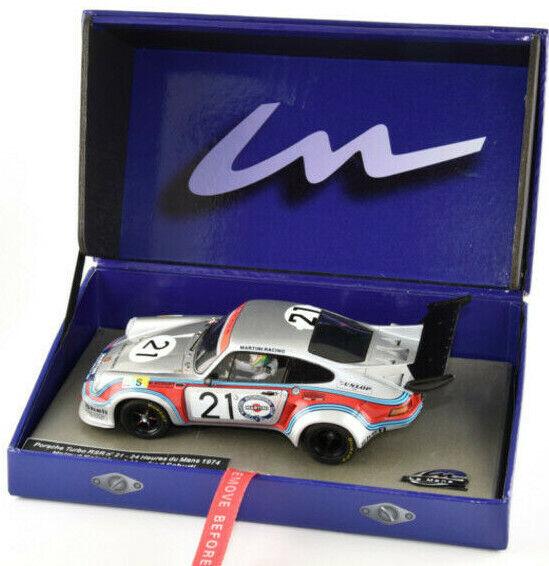 Le Mans Miniatures Porsche 911 RSR LE MANS 1 32 Slot Car 132042EVO 21M