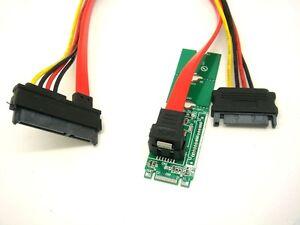 Baosity 2X M.2 NGFF to 7 Pin SATA III Adapter Converter Board for Windows//Linux
