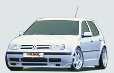 Rieger Spoilerlippe tiefe Version 13cm VW Golf 4 / NEU / RIEGER-Tuning