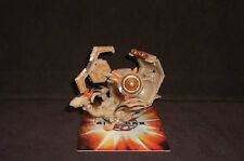 Bakugan Battlegear Set Gundalian Dharak 720G + Rock Hammer 60g = 780G New