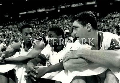 Dennis Rodman - Isiah Thomas - Bill Laimbeer Pistons Big Three 8x10 Press Photo