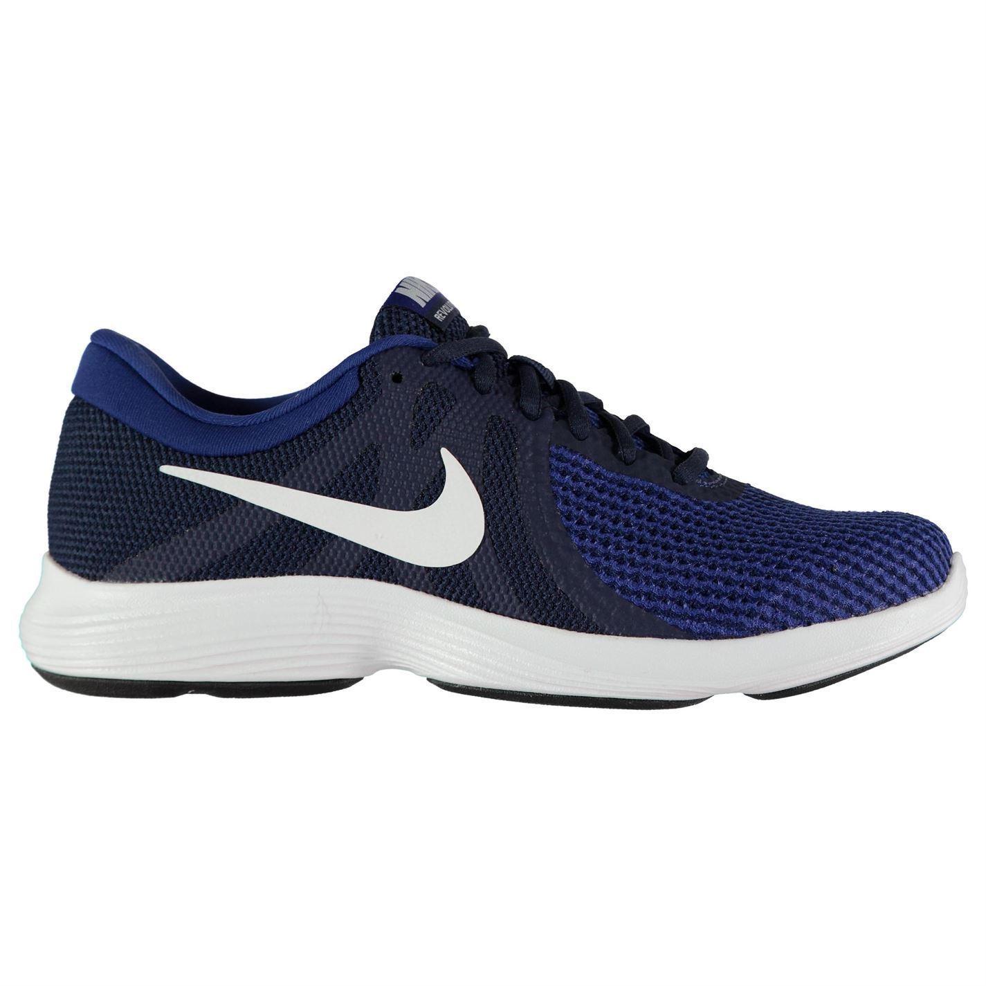 Nike REVOLUTION 4 Trainers zapatillas hombre Navy Sports zapatos zapatillas Trainers b82e5b