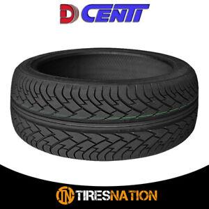 (1) New Dcenti D9000 305/35/24 112W All-Season High Performance Tire