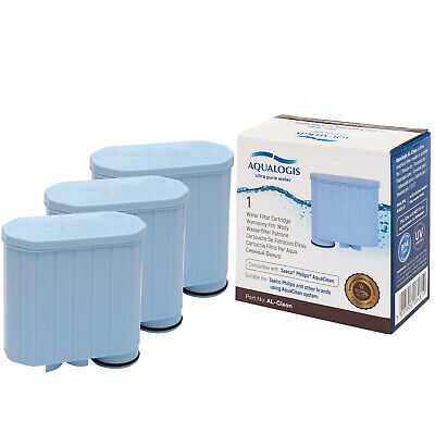 fits also CA6903 3x Water filter cartridges for Saeco HD8847//09