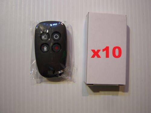 10 Honeywell Ademco 5250-8 Comp w//5800 Series Remote Keyfob NIB 5834 5804 K5250