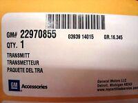 Gm Remote Start Kit For 2012-2013 Avalanche Silverado Sierra Also 2014 2500 3500