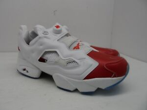 REEBOK x Undefeated Men s Instapump Fury OG Iverson BS5508 Red White ... 2a0b73d20330