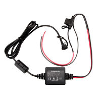 Garmin Motorcycle Power Cord Ground Cable For Zumo 350lm 390lm 395lm Gps