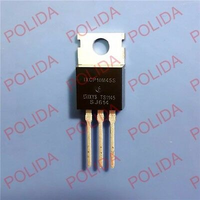 1PCS CURRENT REGULATOR Transistor IXYS TO-220 IXCP10M45S 100/% Genuine and New