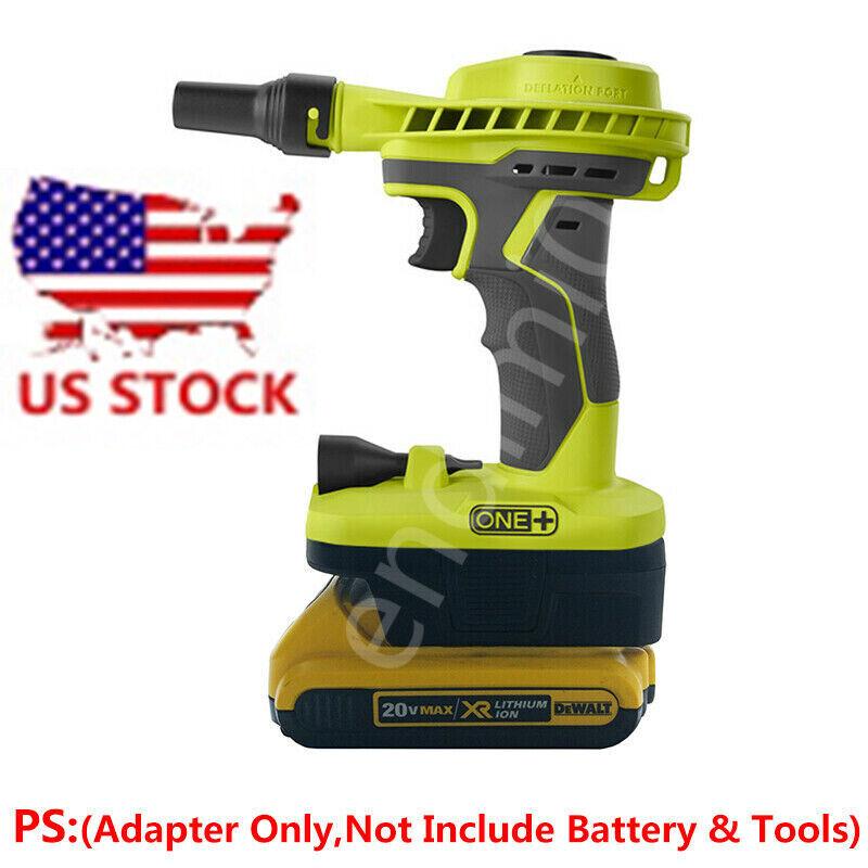 ryobi 18v cordless tools adapter work