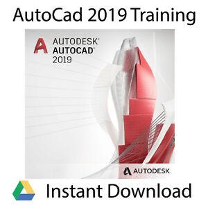 tutoriales de autocad 2019