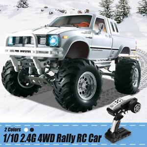 HG-P407-1-10-4WD-3CH-Rally-RC-Car-Off-Road-Pickup-Truck-Racing-Crawler-RTR-Motor