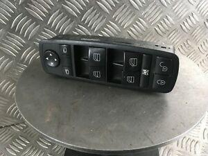 Mercedes-Vitre-Miroir-Ajustement-Commutateur-Panneau-De-Boutons-A-W169-B-W245-OEM-1698206610