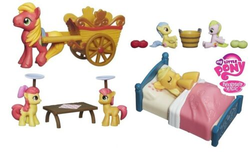 Nouveau My Little Pony Friendship is Magic Collection McIntosh Applejack cand Hasbro