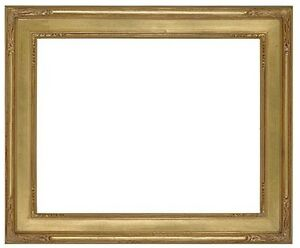 16-x-20-Picture-Frame-Hand-Applied-Gold-Leaf-Finish-Gallery-Frame-Top-Quality
