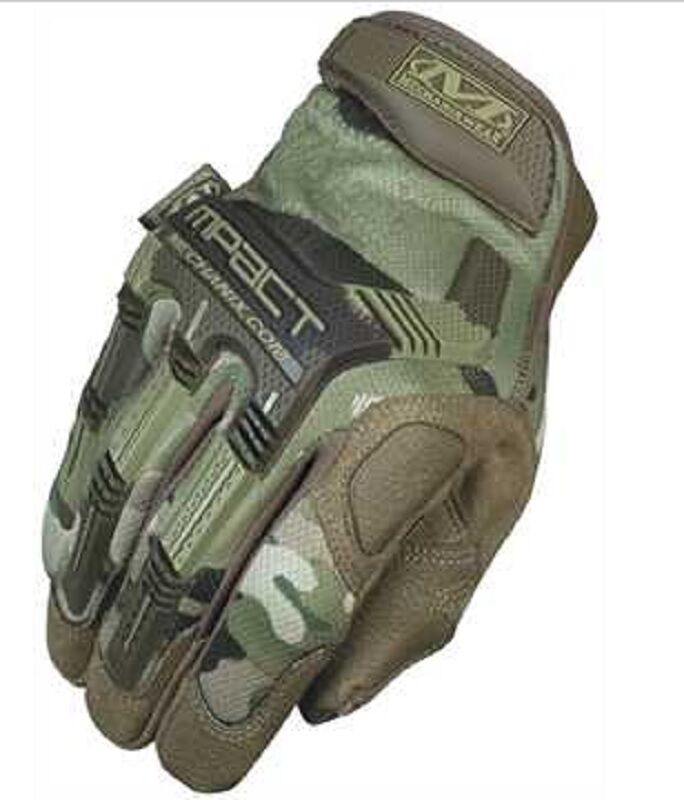 US Mechanix Wear M PACT Army Guanti Army PACT GLOVES MULTICAM M/Medium d4ad67