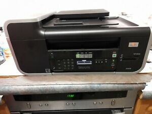 Lexmark X6690 Printer powers on unable to test