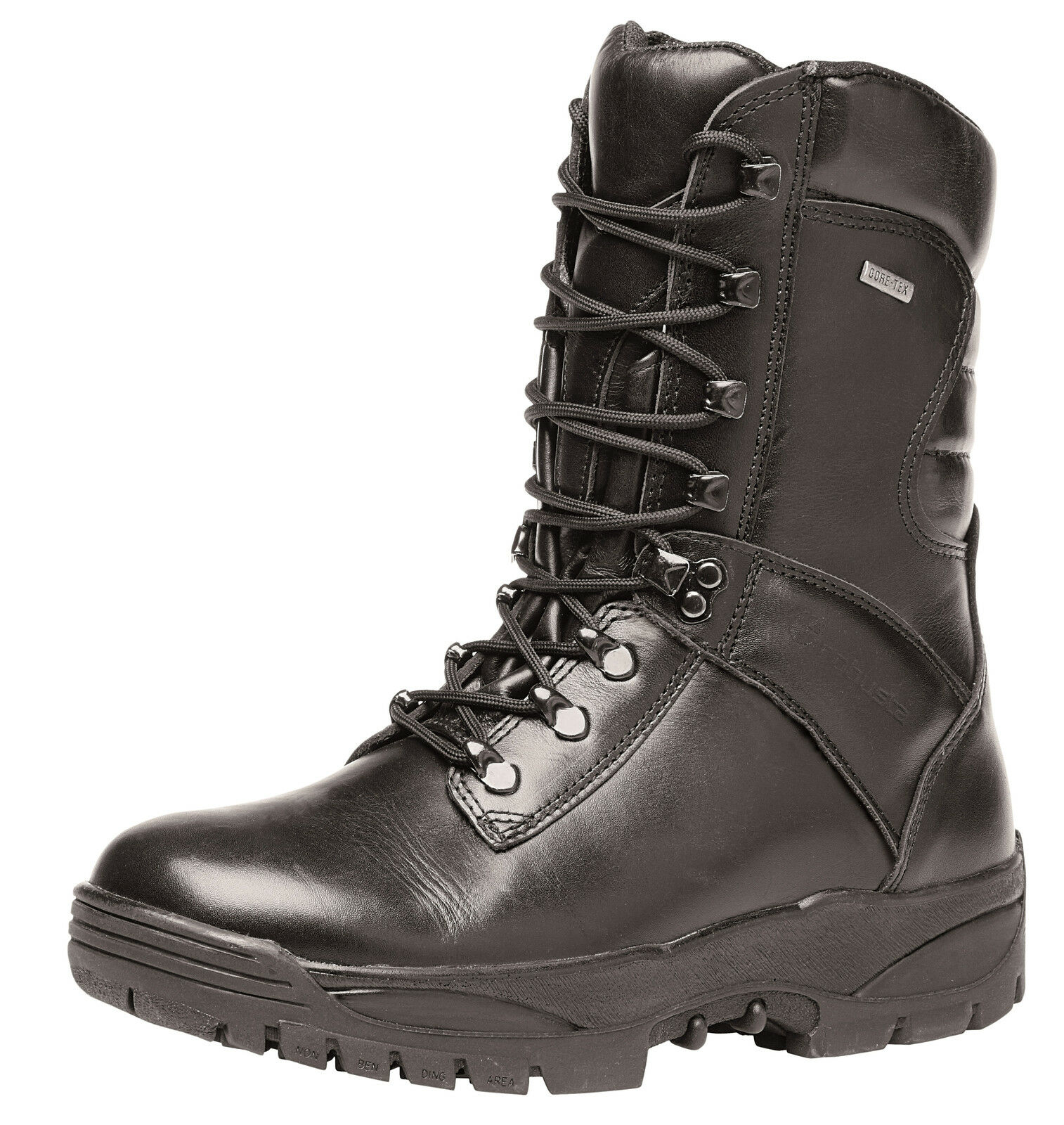 Robusta Tragreenino Gore-Tex Boot WATERPROOF military cadet police security boots