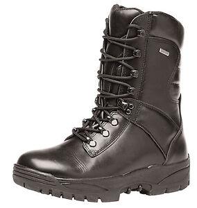 Stivali sicurezza Gore del Robusta Travertino militari del di polizia cadetto impermeabili tex della prpaBS