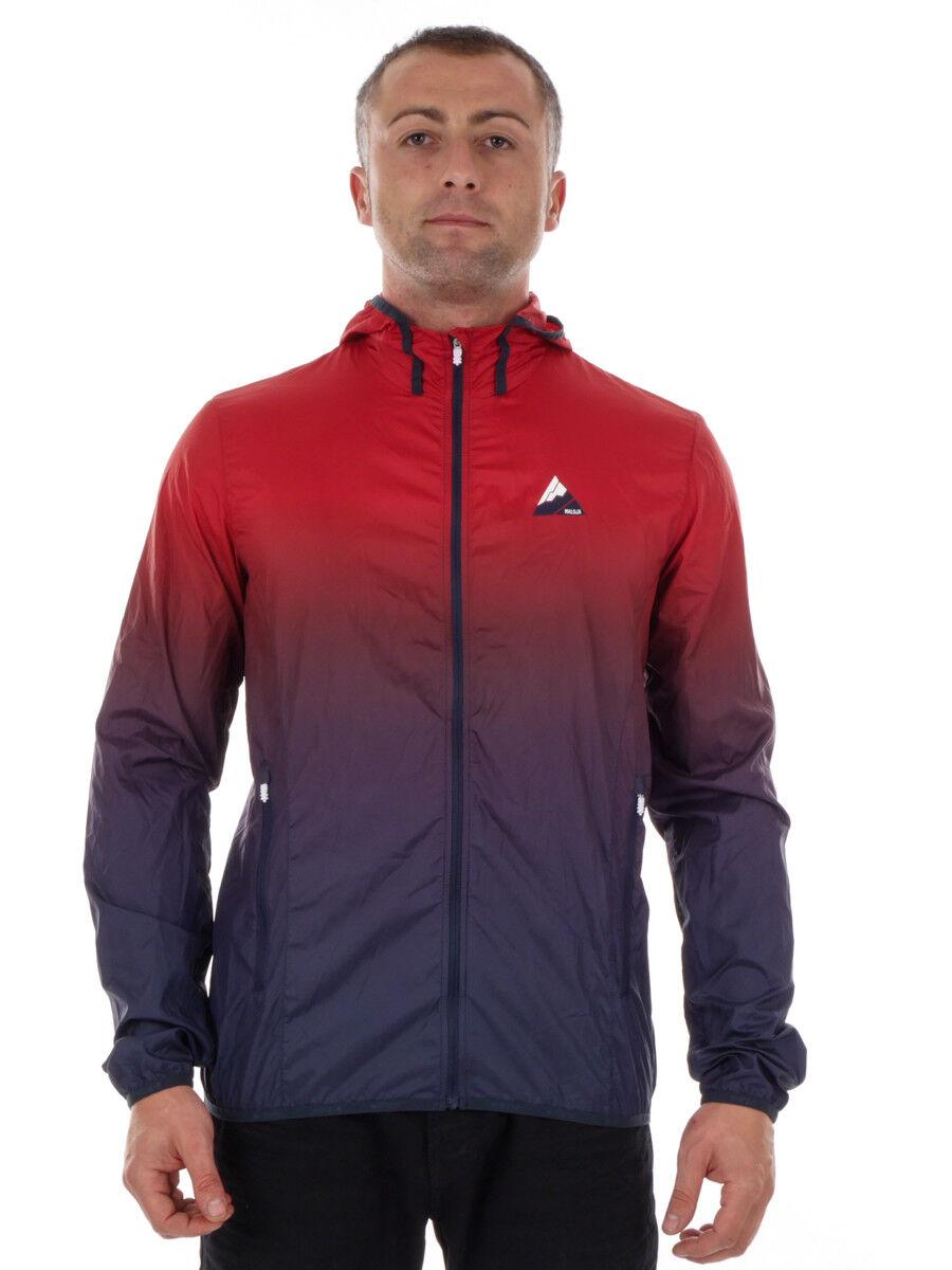 Maloja multi sport chaqueta cazadora Chaqueta función rojo madisonm. regular