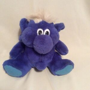 KODAK-KOLORKINS-034-CLICK-034-BLUE-SOFT-TOY