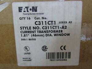 Eaton NSB C311CT1 Current Transformer 500:1A