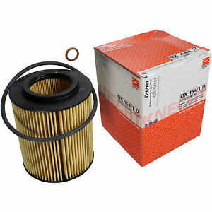 Original-mahle-Knecht-filtro-aceite-Ox-154-1d-filtro-aceite-Oil