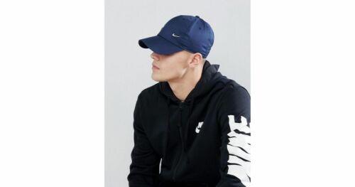 Nike Metal Swoosh Youth Boys Junior Sports Peak Kids Cap Baseball Hat Adjustable