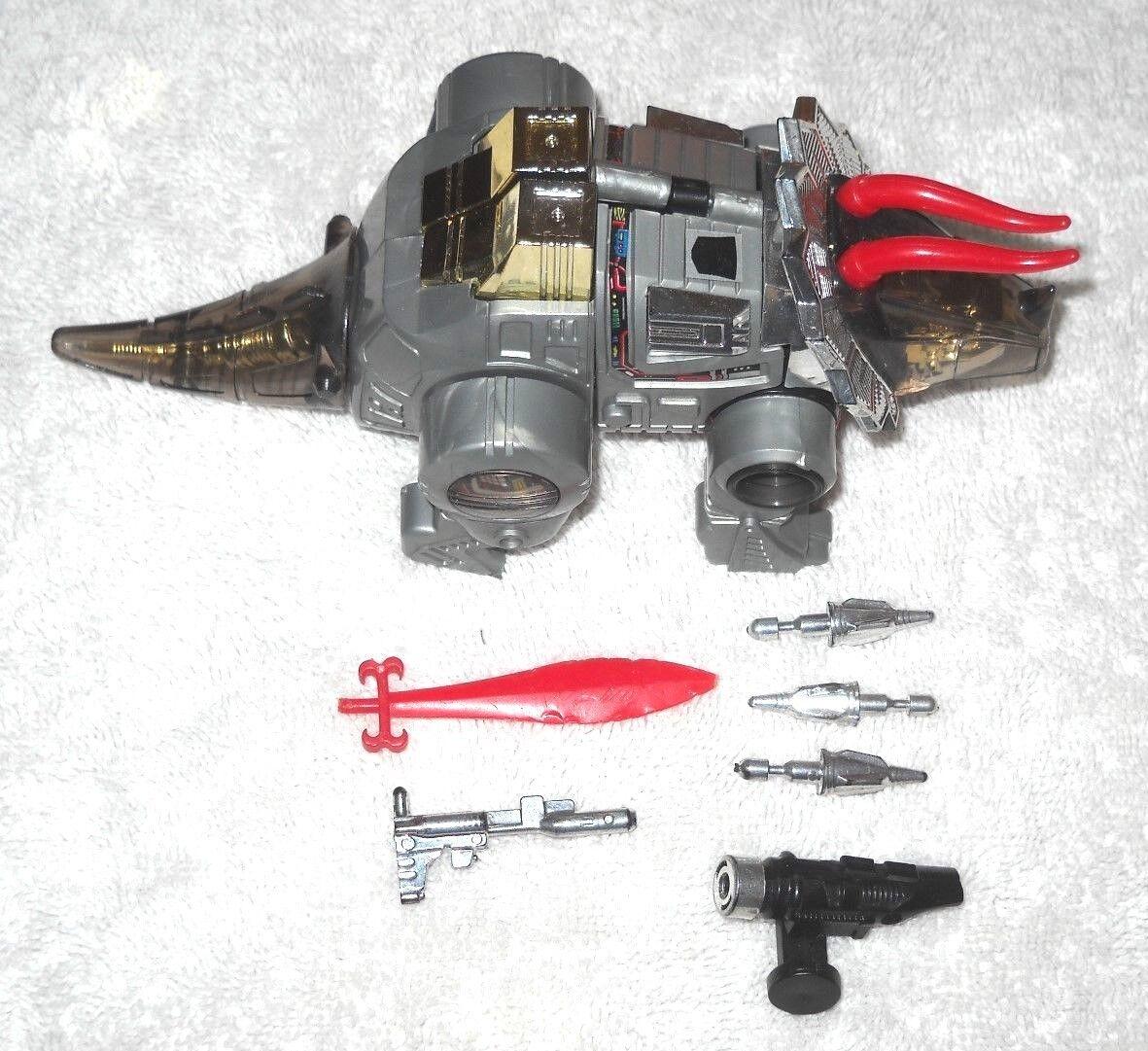 1985 Slag (G1) - 100% complete (vintage Generation 1 Transformers)
