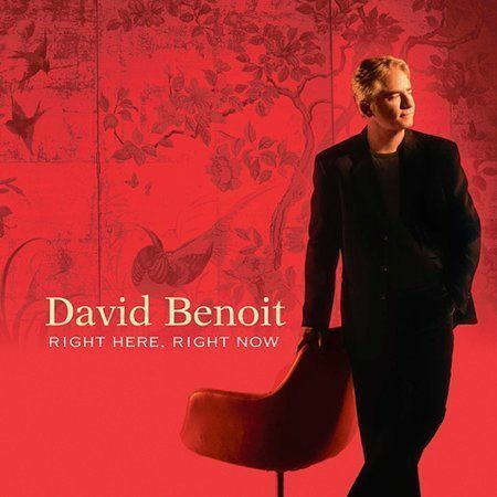 Right Here Right Now Davod Beniot CD (2004) produced by Rick Braun UMG Recording