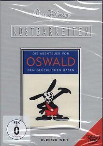 Walt-Disney-Die-Abenteuer-von-Oswald-dem-gluecklichen-Hasen-2-DVDs-OmU-neu