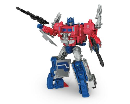 Transformers Siege on Cybertron Magnus Prime Super Ginrai Convoy Loose Figure