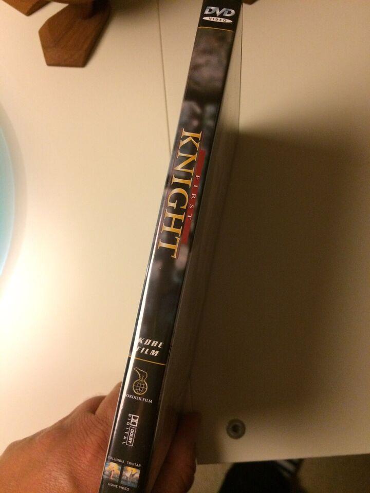 First Knight, instruktør Jerry Zucker, DVD