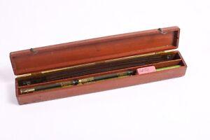 1926 WRICO Lettering Set drafting vintage eraser Wood Regan Wood box set