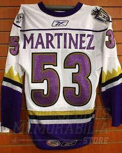 various colors a71e8 4ae3b Details about Alec Martinez Manchester Monarchs Game Hockey Jersey Los  Angeles Kings
