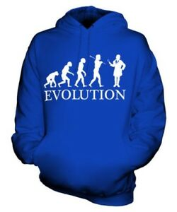 Detective-Evolution-Of-Man-Unisex-Felpa-con-Cappuccio-Uomo-Donna-Idea-Regalo