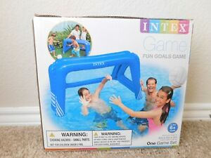 Brand-new-in-the-box-Intex-Fun-Goals-Inflatable-Game-Set-for-the-pool-or-ground