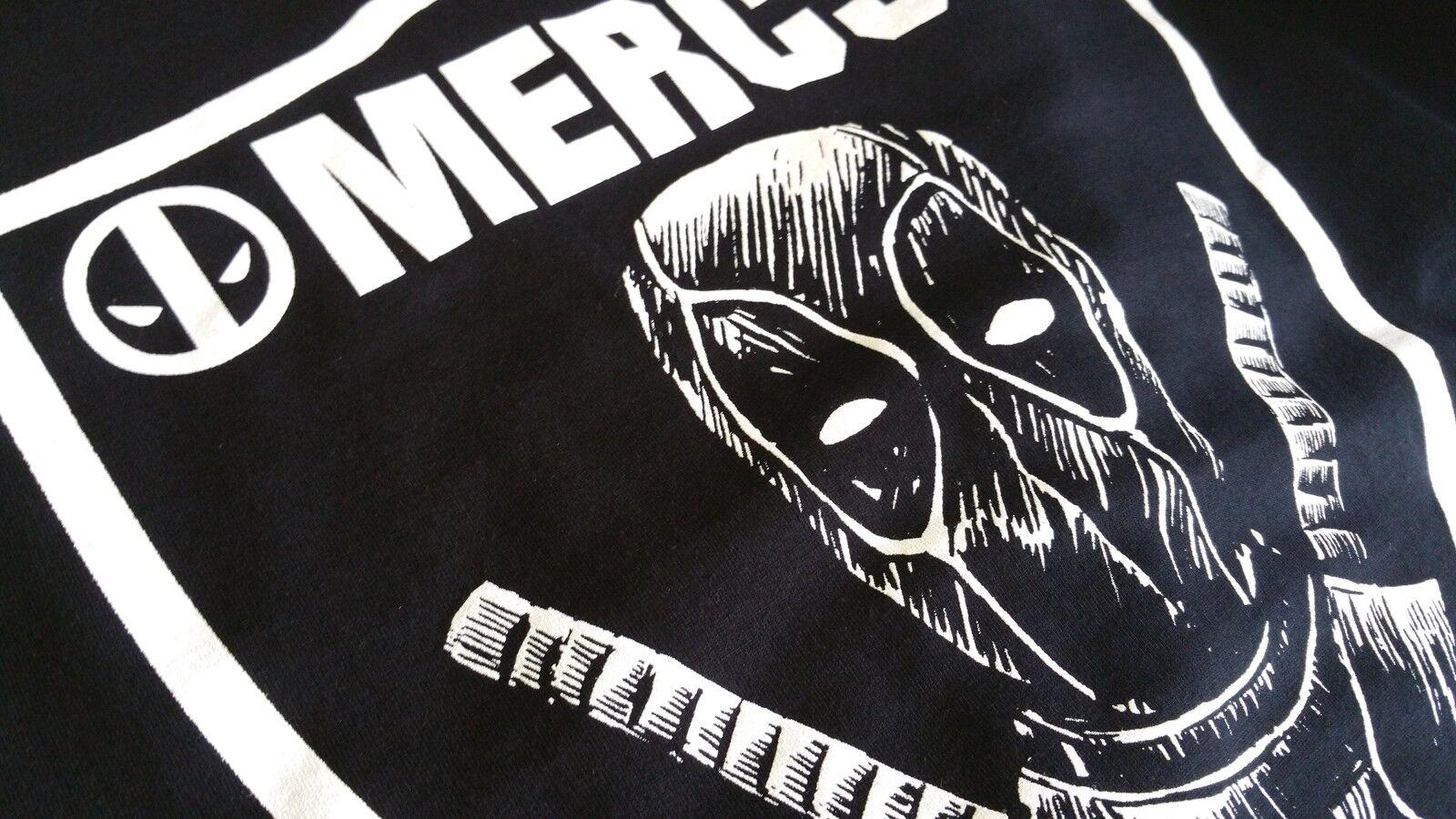 Merc Raider College Giacca Deadpool, Cimicianga, Taco, Merc, Mouth, anti, anti, anti, Hero 5bac7d