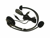 Midland 22540 Headset Speaker With Boom Microphone Standard Pac... Free Shipping
