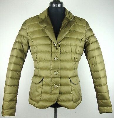 COLMAR ORIGINALS PUNK Down Jacket Daunen Jacke Damen Oliv Gr.38 NEU mit ETIKETT | eBay