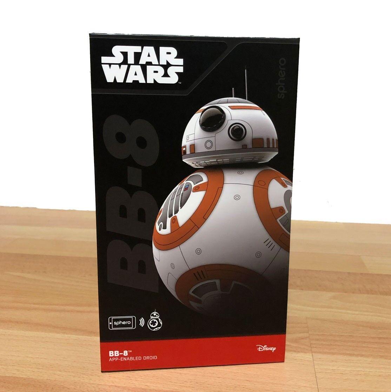 Star - wars - original bb-8 von sphero app aktiviert - neu