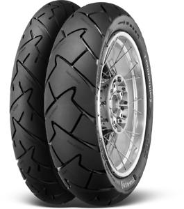 For BMW R 1200 GS 2013 Front Tyre 120/70 R 19 Continental ContiTrailAttack2