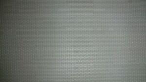 Large-Embossed-Finecast-Form-Sheets-Brickwork-Designs-O-amp-OO-Gauge-37cm-x-27cm