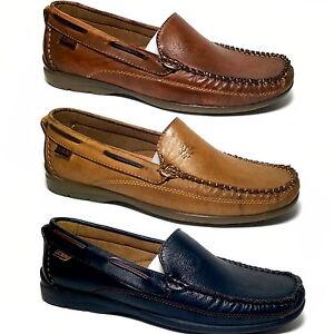 NEUF-MOCASSINS-CONFORT-pantoufles-pour-hommes-superoptik-Chaussures-de-loisir
