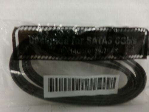 "14G000107CAK ASUS 18/"" SATA 3.0 III SATA3 SATAIII 6Gb//s Data Cables NEW QTY-2"