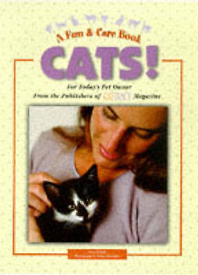 Cats! by Kate Zentall (Paperback, 1998)