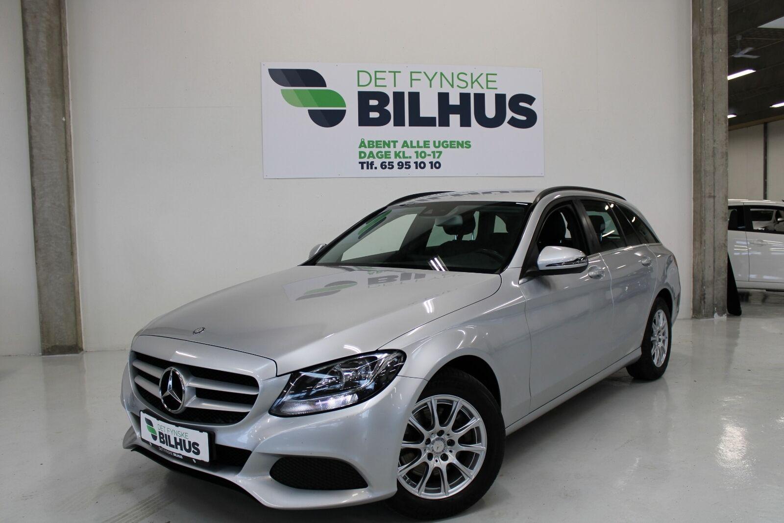 Mercedes C220 d 2,2 Business stc. 5d