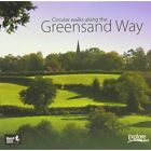 Circular Walks Along the Greensand Way by Kent County Council, Countryside Access Service (Spiral bound, 2009)